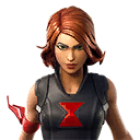 Fortnite RED Outfit Skin