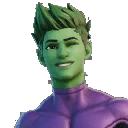Fortnite Beast Boy Outfit Skin