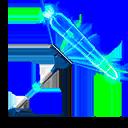 Fortnite BLUE Pickaxe Skin